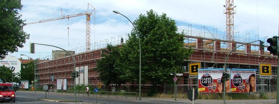 … 2004 - 2006 … die OHS wird gebaut …