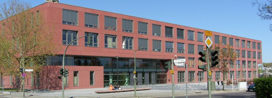 … ab Okt. 2006 … unsere neue Schule …